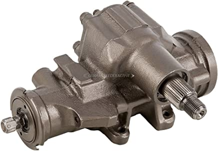 Heavy Duty Power Steering Gearbox For AMC General Motors Replaces Saginaw 68 86 - BuyAutoParts 82-00305HP Remanufactured