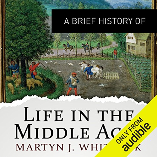 A Brief History of Life in the Middle Ages audiobook cover art