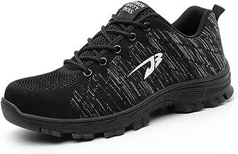 regard détaillé 5fbbb 90b79 Amazon.fr : chaussure sécurité femme