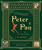 peter pan book 2011 - The Annotated Peter Pan (The Centennial Edition) (The Annotated Books) by J. M. Barrie (2011-10-11)