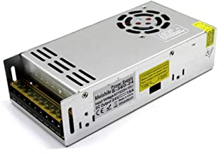 24V 15A 360W Switching Power Supply(SMPS)Constant voltage Universal Regulated Transformer 110/220VAC-DC24V for CCTV Monitoring, Radio, Computer Project, LED Strip Lights,Industrial Etc.