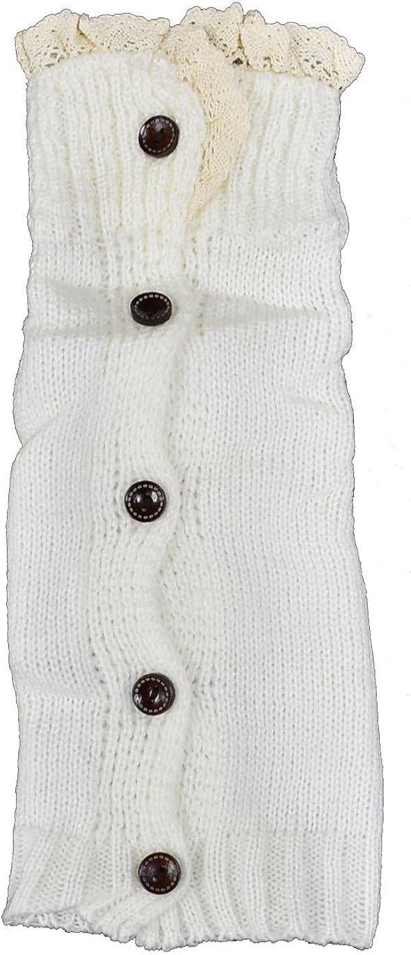 Knit Leg Warmers in 8 Colors