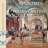 Les Psaumes Des Juifs De Constantin
