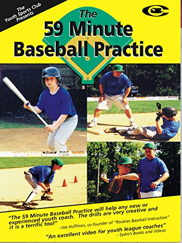 Baseball Coaching: The 59 Minute Baseball Practice