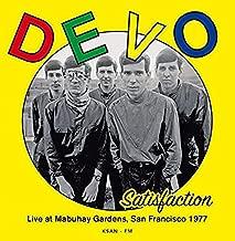 Devo: Satisfaction: Live At Mabuhay Gardens