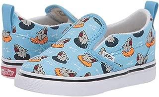 Vans Kids' Classic Slip-On V Floatie Sharks (Toddler) 7.5
