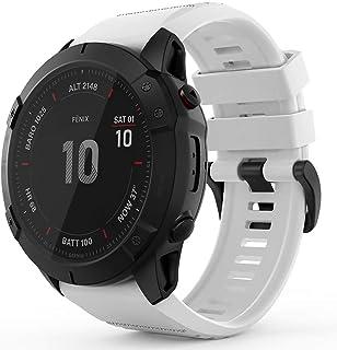 TUSITA QuickFit 26mm Watch Band for Garmin Fenix 3 HR Sapphire,Fenix 5X Plus,Fenix 6X Pro Sapphire Solar,Foretrex 601 701,...