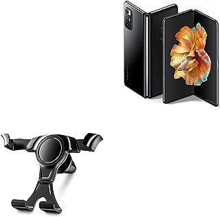 BoxWave Suporte de carro para Xiaomi Mi Mix Fold [X-Switch Car Mount] Montagem na saída de ar do carro Simples Minimal par...