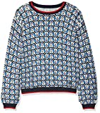 Pepe Jeans Feli Jr Suéter, Multicolor (Multi 0Aa), 16 años para Niñas