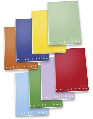 colori assortiti in PP 100 pezzi Strisce per quaderni 4 x 25 pezzi 35 x 150 mm