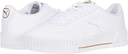 Puma White/Puma White