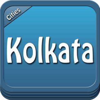 Kolkata Offline Map Travel Guide (Kindle Tablet Edition)