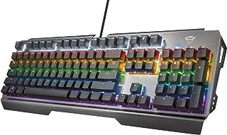 Trust Gaming GXT 877 Scarr Mechanische Gaming Tastatur