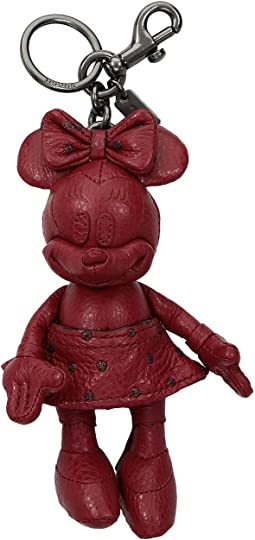Minnie Mouse Doll Bag Charm ©Disney x COACH