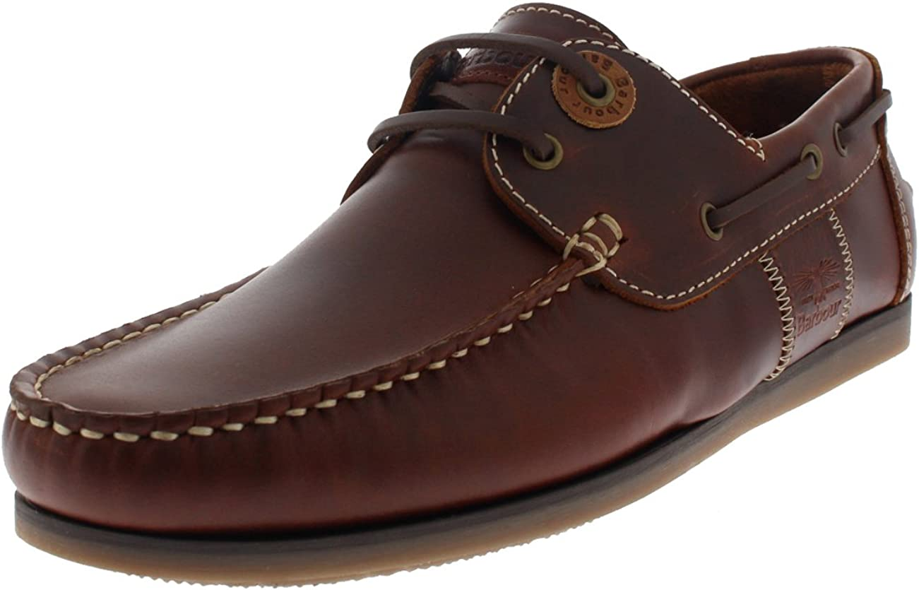 Barbour Mens Capstan Moccasins Leather Sale price Mahogany Sh Loafer At the price Casual