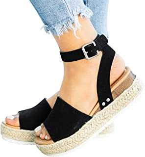 9a684fd0ac960 Amazon.com: new look - Slip-On & Pull-On / Platforms & Wedges ...