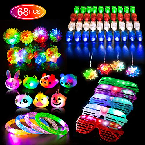 glow in the dark party accesories - 8