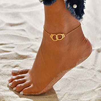 Details about  /Fashion Love Heart Ankle Bracelet Foot Chain Silver Women/'s Beach Anklet Gift US