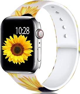Best sunflower apple watch band Reviews