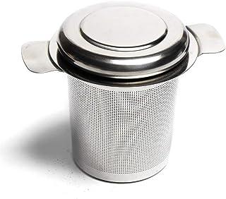 VAHDAM, Classic Tea Infuser   Tea Infusers for Loose Tea   18/8 Stainless Steel Loose Tea Steeper   Best Tea Strainers for...