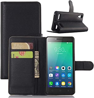 Tablet covers Litchi Texture Horizontal Flip Leather Case for Lenovo A6010 & A6000 Plus, with Wallet & Holder & Card Slots...