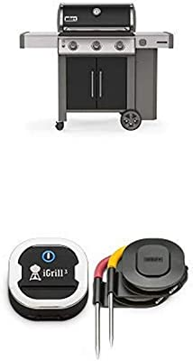 Genesis Gas Grill with iGrill 3