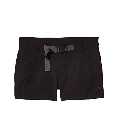 The North Face Paramount Shorts (TNF Black) Women