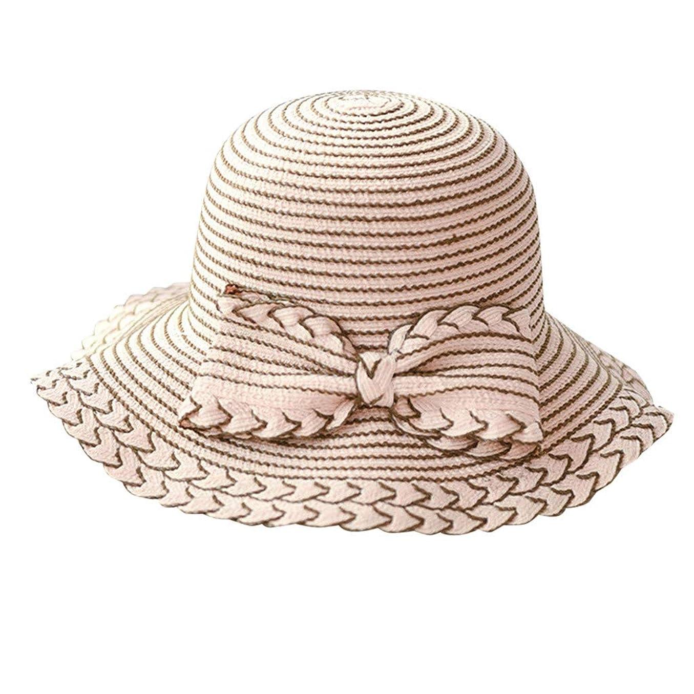 テレビを見るバウンス決定する夏 帽子 レディース UVカット 帽子 ハット レディース 日よけ 夏季 女優帽 日よけ 日焼け 折りたたみ 持ち運び つば広 吸汗通気 ハット レディース 紫外線対策 小顔効果 ワイヤー入る ハット ROSE ROMAN
