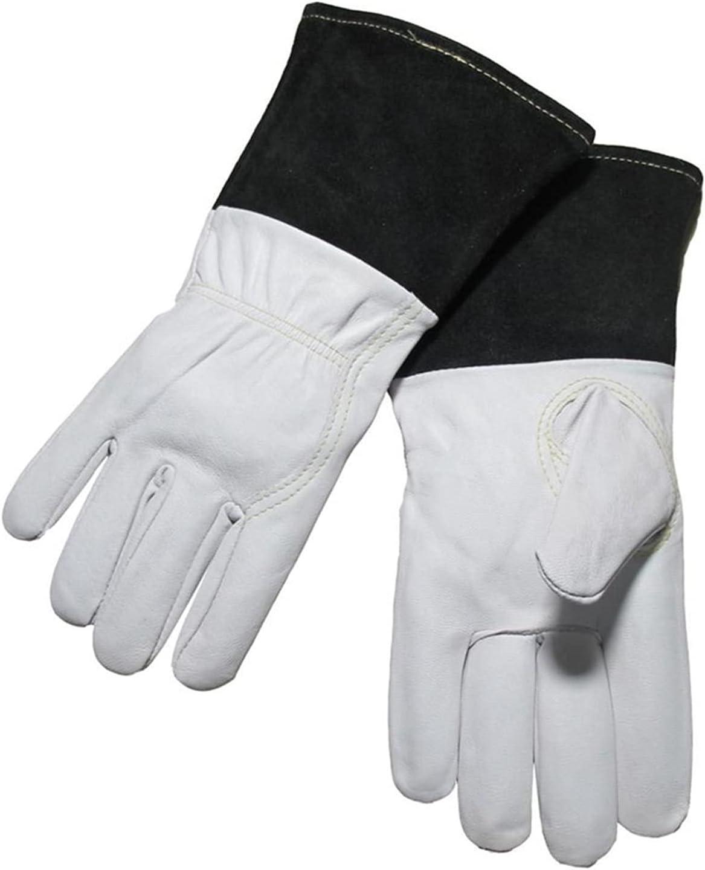 electric welding machine TIG Welding Gloves Sensitive 30cm Virginia Beach Mall Max 57% OFF Soft