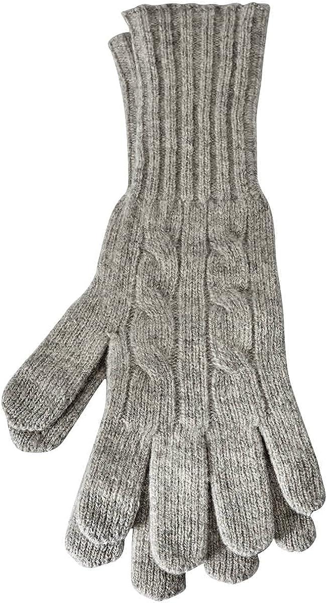 Ralph Lauren Ladies Grey Gloves