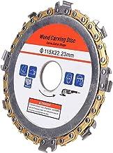 TCT21024DT Saxton Professional Range TCT compatibile con Bosch Dewalt Makita ecc. Lama circolare a doppia durata 210 mm x 24 x 2 denti
