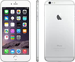 Apple iPhone 6S, 64GB, Silver - For Verizon (Renewed)