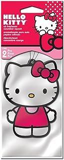 Hello Kitty Air Freshener - Strawberry Scent - 2 Pack