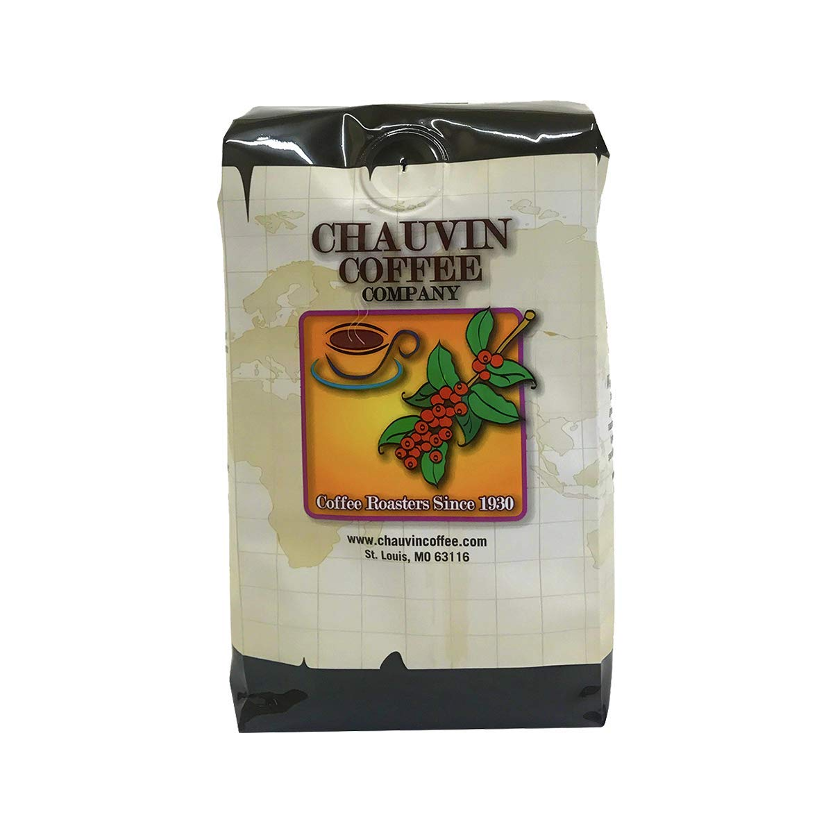 Chauvin Coffee Opening large release sale Max 52% OFF - Bourbon Pecan Decaf 1lb Whole Bean