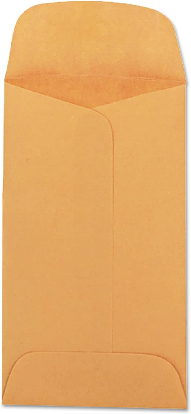 Quality Park OFFicial mail order 50260 Coin Envelopes Size 3 lb 2-1 20 Challenge the lowest price of Japan x4-1 4 2-Inch