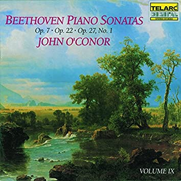 Beethoven: Piano Sonatas Volume 9