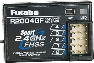 Futaba R2004GF 4-Channel 2.4GHz FHSS Receiver (Rx)