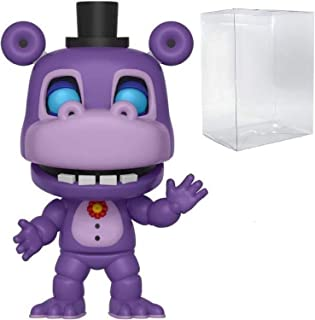 Funko Pop! Games: Five Nights at Freddy's Pizza Simulator - Mr. Hippo Vinyl Figure (Bundled with Pop Box Protector Case)