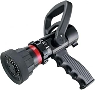 """SELECTABLE FLOW RATE MUSTANG 1.5/"""" PISTOL GRIP FIRE NOZZLE"""