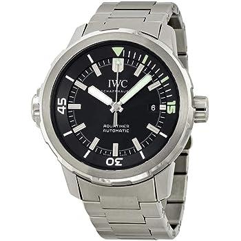 [IWC]IWC 腕時計 アクアタイマー オートマティック ブラック IW329002 メンズ [並行輸入品]