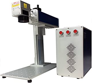 Maiman Cheap Desktop 20W MOPA Laser Marking Machine, Large Pulse Width, Low Peak Power