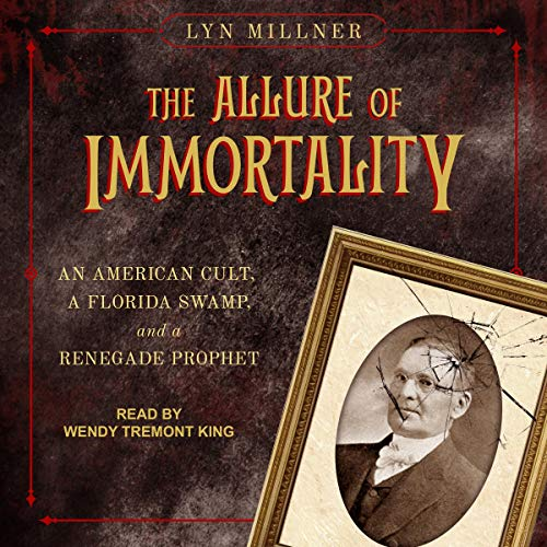 The Allure of Immortality audiobook cover art