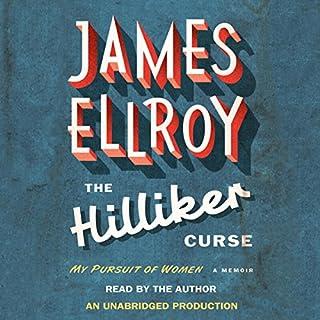 The Hilliker Curse audiobook cover art