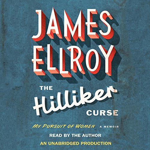 The Hilliker Curse audiobook cover art
