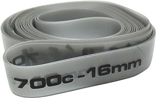 ZEFAL Soft PVC 700c  Blíster 2 Cintas Llantas, Unisex, Gris
