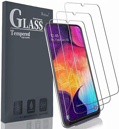 Ferilinso Vetro Temperato per Samsung Galaxy A50/A30/M30/Oneplus 7/Xiaomi Mi 9,[3 Pack] Pellicola Protettiva Protezione Schermo in Vetro Temperato Screen Protector Film con Garanzia di
