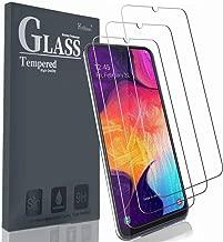 Ferilinso Vetro Temperato per Samsung Galaxy A50S, A50, A30S, A20S, M30S,[3 Pack] Pellicola Protettiva Protezione Schermo in Vetro Temperato Screen Protector Film con Garanzia di