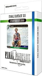 Square Enix Final Fantasy TCG XII Starter Deck