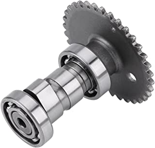 Motorcycle Camshaft, Motorcycle Engine Accessories Aluminum Alloy Racing Camshaft Cam for Scooters GY6 / 50CC / 60CC / 80CC / 139QMB / 139QMA