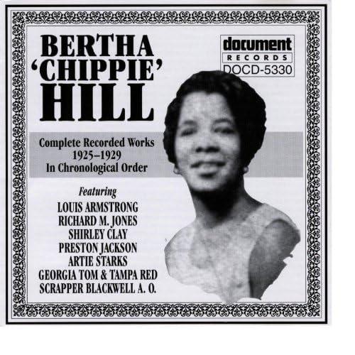 """Bertha """"Chippie"""" Hill"""